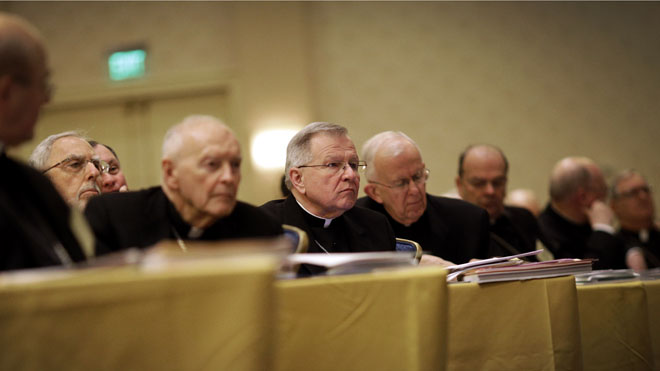 November 10: Benedictine College president Stephen D. Minnis was chosen to participate in the U.S. bishops' commission on higher education at their annual meeting.