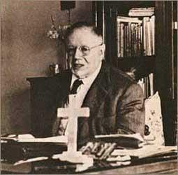 Chief Rabbi of Rome Israel Zolli